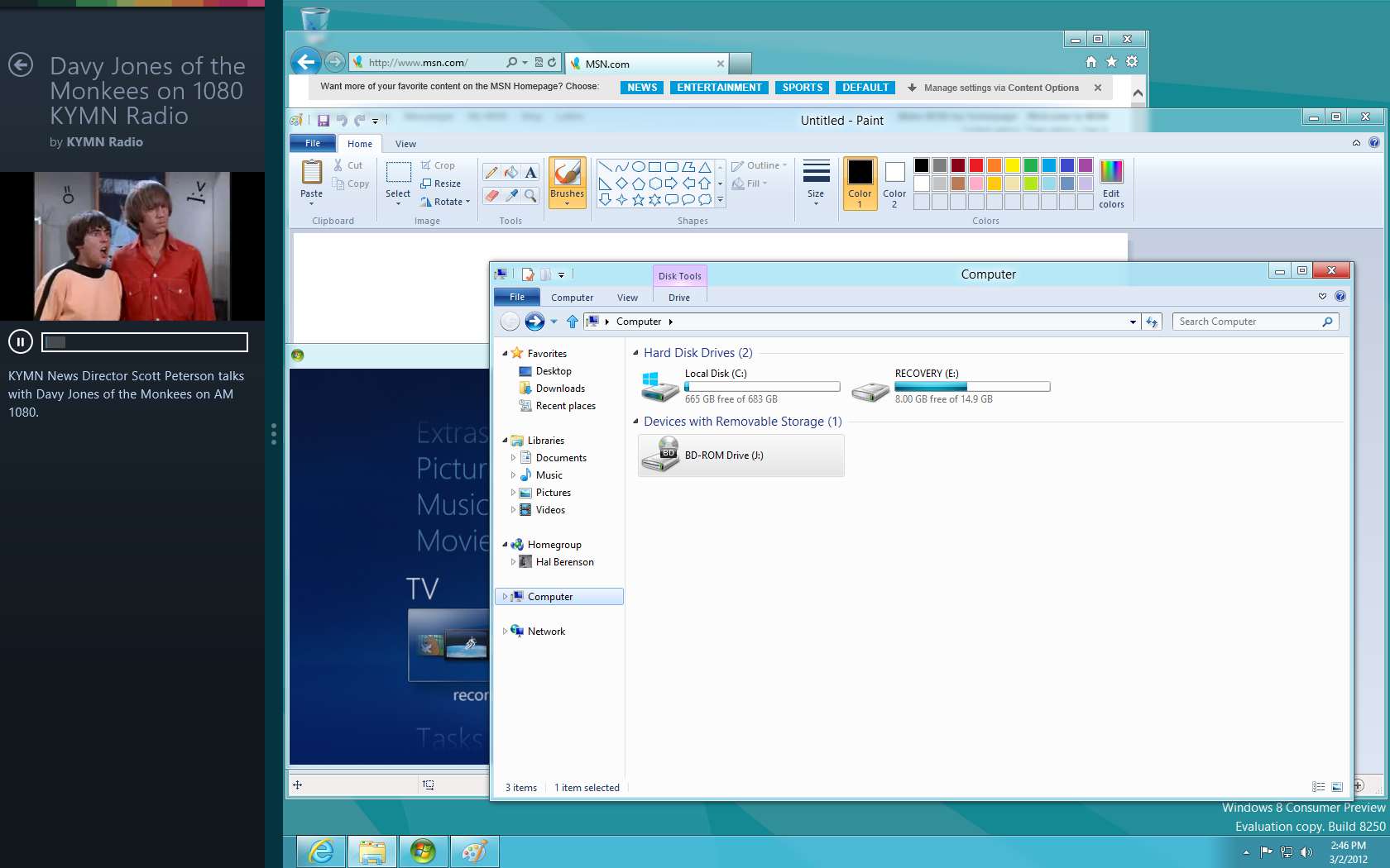how to take a screenshot on windows 8 desktop