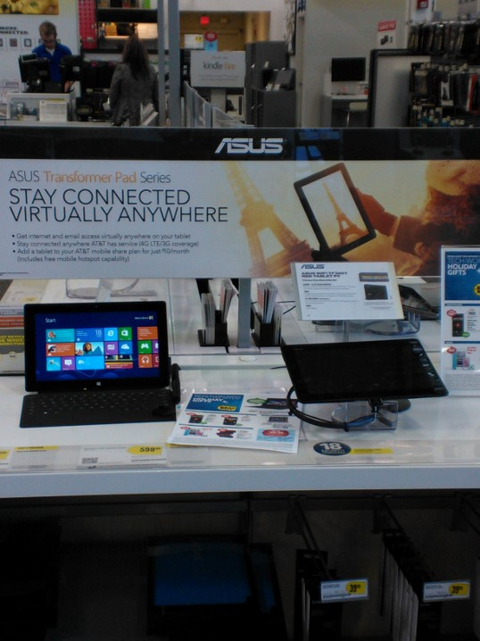 Surface at Best Buy